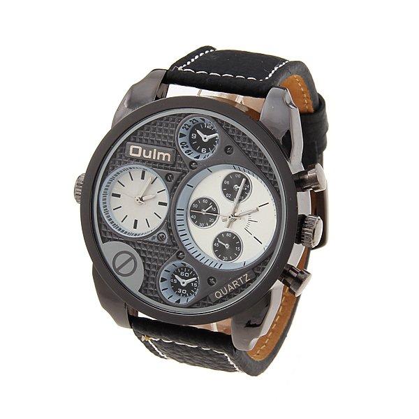 4728024. Мужские наручные часы OULM 9316 white. 1278 руб. Цена с ... 10449fd0a57